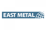 "SIA ""EAST METAL"" logo"